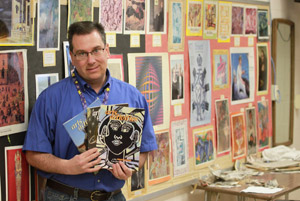 Phoenix Art Teacher Hugh Petersen