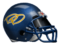 Comets Football Helmet
