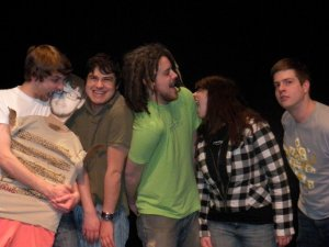 Homegrown Electric Circus improv troup