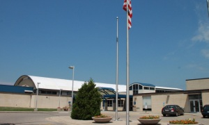 Delavan Darien High School DDHS Building photo