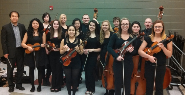 DDHS Honors Orchestra