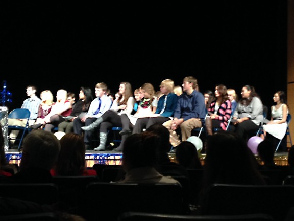 NHS Induction 2013