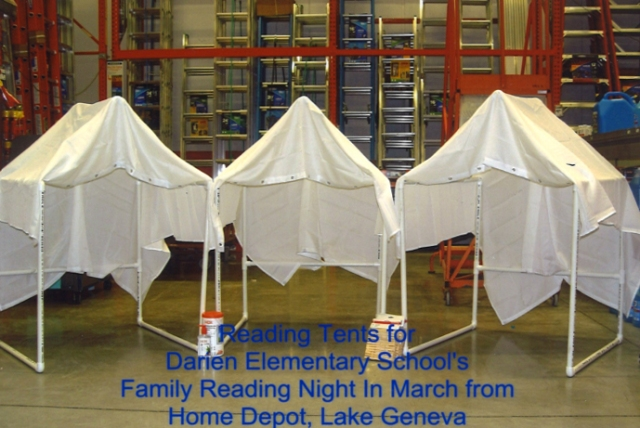 Reading Tents
