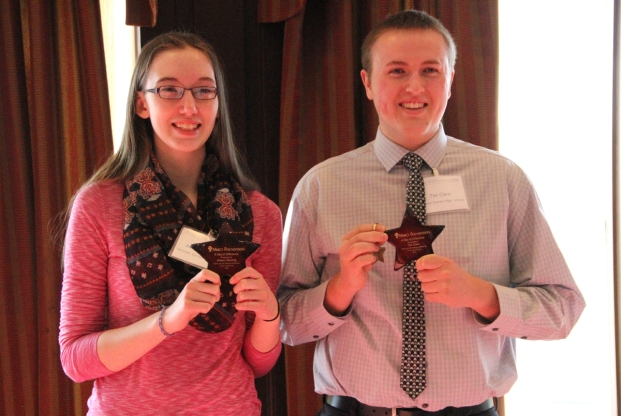Clark DeJong Mercy Award Winners