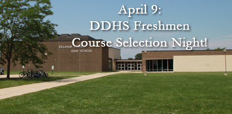 DDHS_Course_Selection_Night
