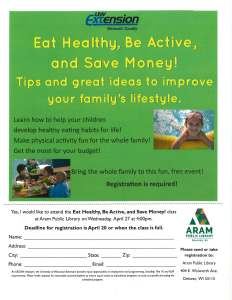 Eat Healthy Be Active Program_Page_1